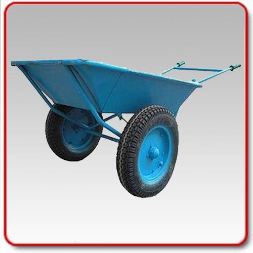 Тачка строительная 2 колеса