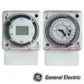 Таймеры аналоговые и цифровые GE серии Classic и Galax 72x72