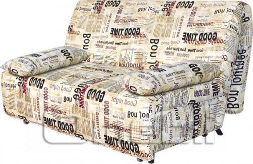 Таймс диван Ткань газета A32267