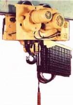 Таль электрическая специальная цепная ЭТС-3200