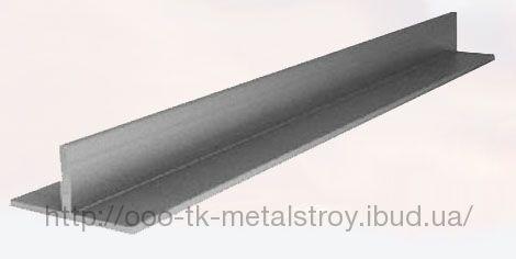 Тавр алюминиевий 50*80*2 мм
