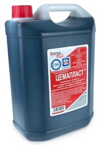 ЦЕМАПЛАСТ® - заменитель извести и пластификатор растворов для каменной кладки и штукатурки (внутренней и фасадов)