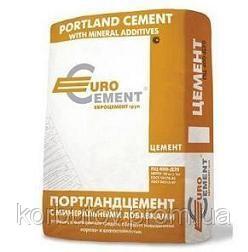 Цемент М500, Портландцемент, 25кг мешок, доставка по Киеву и Области.