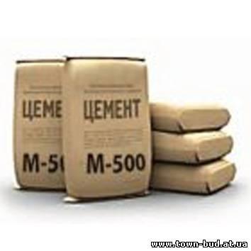 Цемент ПЦ-500 (Кам. -Подольский) 50кг