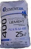 Цемент ПЦ II /Б-Ш-400 25 кг.