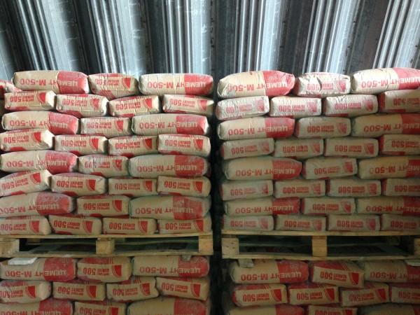 Цемент цена М400-1150 грн/т. ; Цемент М500 - 1250 грн/т. Цемент в мешках по 25кг. Доставляем по Киеву и области