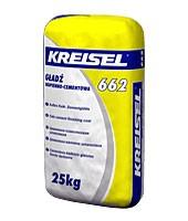 Цементно-известковая шпатлевка для наружных работ KALKZEMENT SPACHTELMASSE 662, Kreisel (Крайзель) (мин. партия 10 шт)
