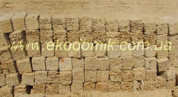 Цена ракушняка крымского с доставкой М25, М35 Крепкий теплый экологически чистый строительный материал.