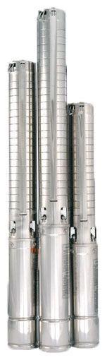 Центробежный насос для скважин и колодцев Насосы+ 4SP213-0.55 пульт