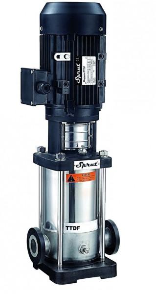 Центробежный насос Sprut 3-х фазный TTDF 55-71