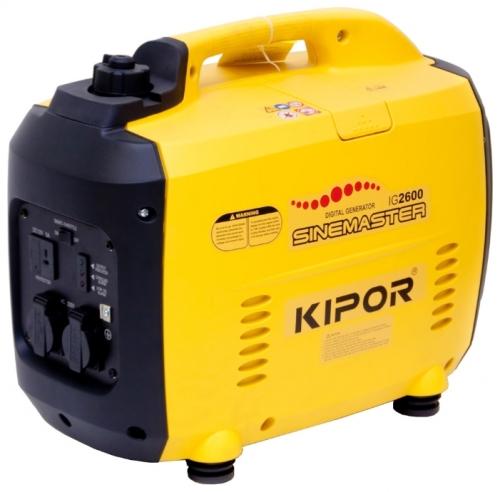 """Цифровые, инверторные, бензиновые генераторы """"Kipor"""" в капоте с воздушным охлаждением Модель:IG770"""
