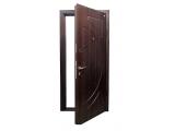 двери входные металлические львов код 63