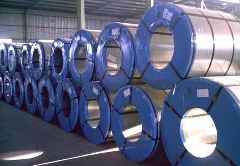 цинк с полимерным покрытием (5005,3005,6005,9003 ,8017,1015)