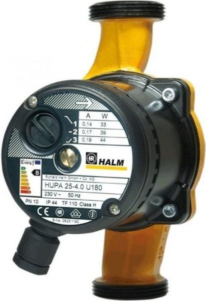 Циркуляционный насос HALM HUPA 25-4.0 U 180