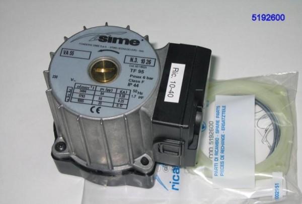 Циркуляционный насос Sime Dab VA55 код 5192600 для газового котла Format. zip 25 BF/OF