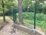 Фото 1 Цоколь для 3D секційного паркану, звареної сітки, кованого паркану 332606