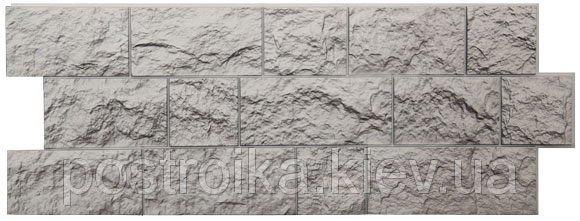 Фото  1 Цокольная панель Northfels северная скала 1756961