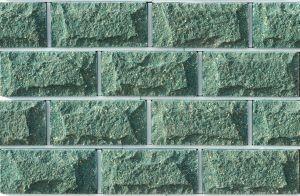Цокольная плитка Фагот Зеленая
