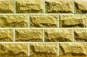 Цокольная плитка Фагот Желтая