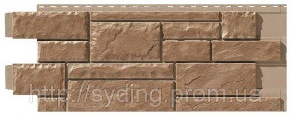 Фото  1 Цокольный сайдинг Тесаный камень Novik Канада, купить сайдинг цокольный под камень 1756243