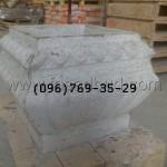 Цветник бетонный 60*60,60*80,80*80см