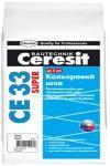 Цветной шов до 5мм (Ceresit CE-33) серый