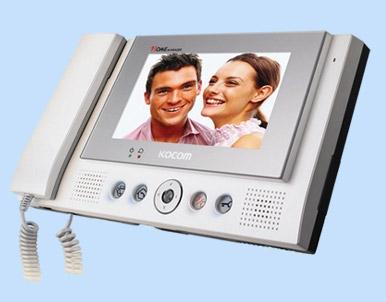 Цветной видеодомофон Kocom KCV-801R