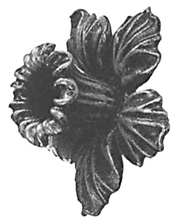 Цветок 52.131 (90 х 60 [мм])
