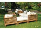 Фото  1 Тиковые диваны и кресла – лаунжевая мебель 2145260