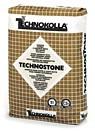 TECHNOSTONE - быстродействующий сверхбелый цементный клей, рекомендован для укладки природного камня