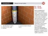 Фото  2 Как изолировать канализационную трубу, готовый набор для самостоятельно монтажа. 2052544