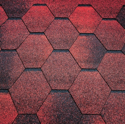 TEGOLA Супер Мозаика (Червоний граніт)