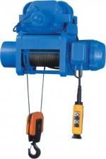 Тельфер канатный электрический Т02