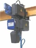 Тельфер цепной. Таль электрическая цепная, пр-ва Болгария, Подемкран г. Габрово.