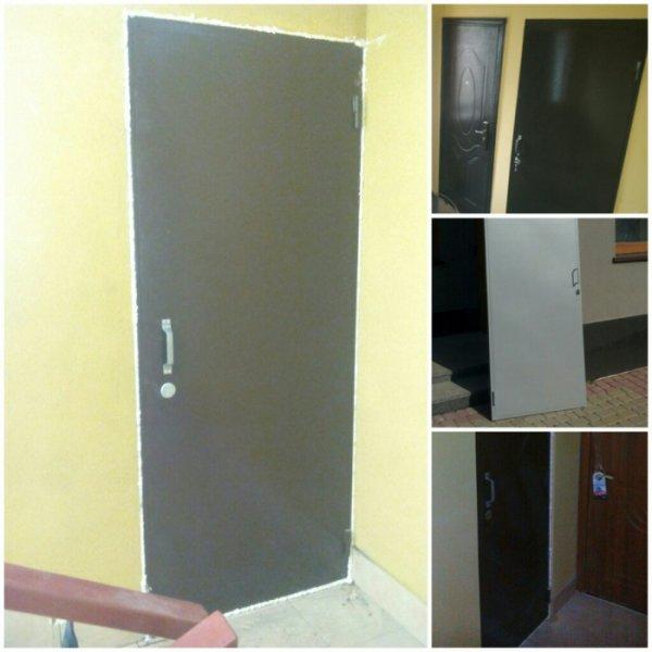 Фото 3 Металеві двері у підвал підїзд / металлические двери в подвал подъезд 336109