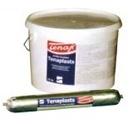 ТЕНАПЛАСТ - однокомпонентный высыхающий, акрилатный герметик. Деформация до 10%.