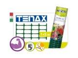 Фото  1 Сетка полимерная Tenax Хобби 30, зеленая, 1.0*5.0 | сетка для декоративного ограждения 2022046
