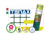 Фото  1 Сетка полимерная Tenax Королла, зеленая, 1.0*5.0 | для поддержки вьющихся растений 2022041