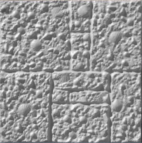 Теплая плитка «иерусалимский камень»- это универсальная система 2 в 1 для отделки и утепления зданий.