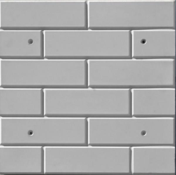 Теплая плитка «кирпичная кладка»- это универсальная система 2 в 1 для отделки и утепления зданий.