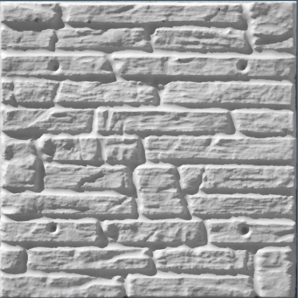 Теплая плитка «римская кладка»- это универсальная система 2 в 1 для отделки и утепления зданий.