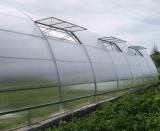 Тепличный поликарбонат, абсолютная прозрачность, качественная защита от лучей, прочность и высокая гибкость листов