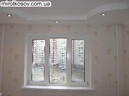 Теплые откосы на окна и двери. Откосы из гипсокартона, пластиковые, штукатурные, фасадные.