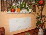 Фото  1 Теплые панели настенного крепления UDEN-500 Standart 1968319