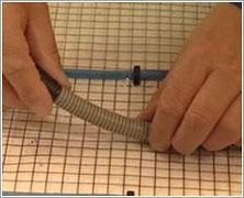 Монтаж теплого пола установка датчика температуры Эксон нагревательный кабель Ekson heating Cable Мат Снеготаяние.