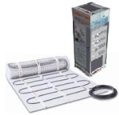Теплый пол Двужильный нагревательный мат DH - 4,5 (675 Вт)