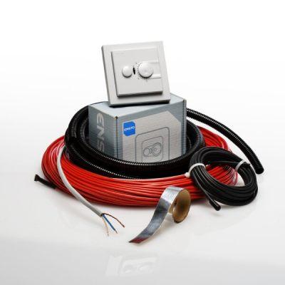 Теплый пол Ensto 600 Вт. 4,0-5,5 м2. Гарантия 12 лет. Продажа и монта