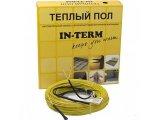 Фото  1 Двужильный нагревательный кабель InTherm 640 Вт 32 м Теплый пол 301232