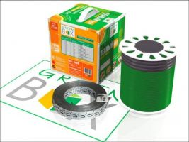 Теплый пол на катушке Green Box GB 1000