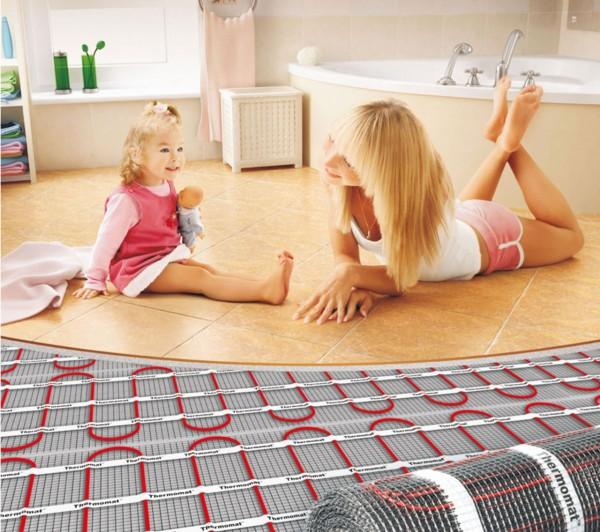 Теплый пол - сегодня одна из самых популярных и эффективных систем отопления помещения.